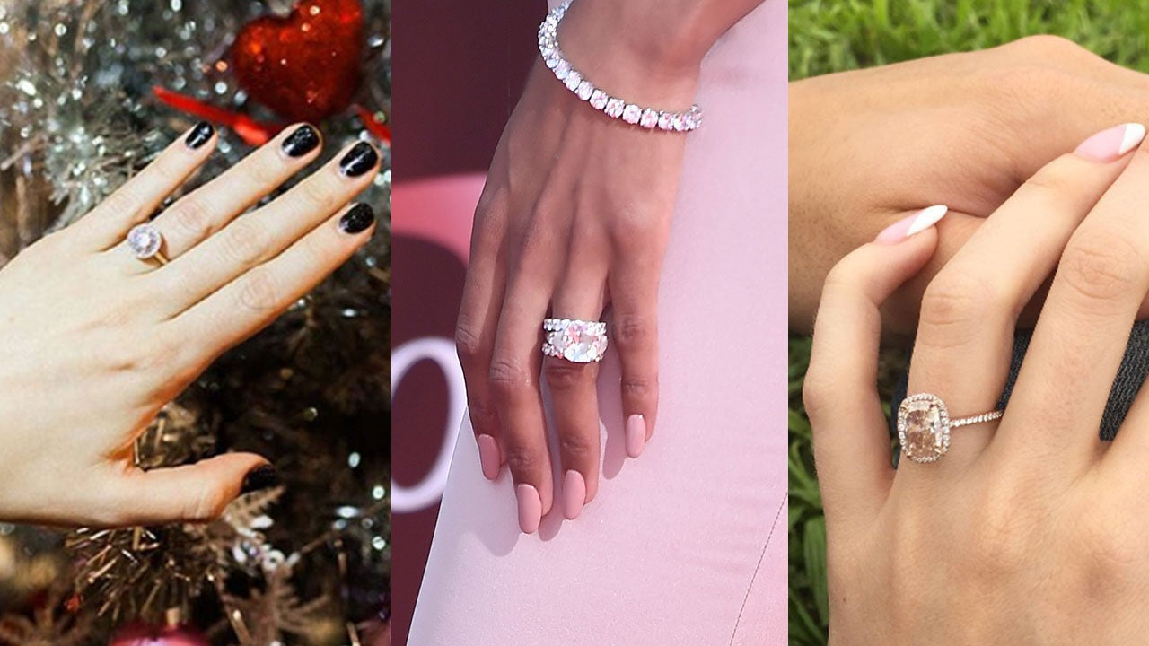Bling Bling! Best Engagement Rings of 2016 | Entertainment Tonight