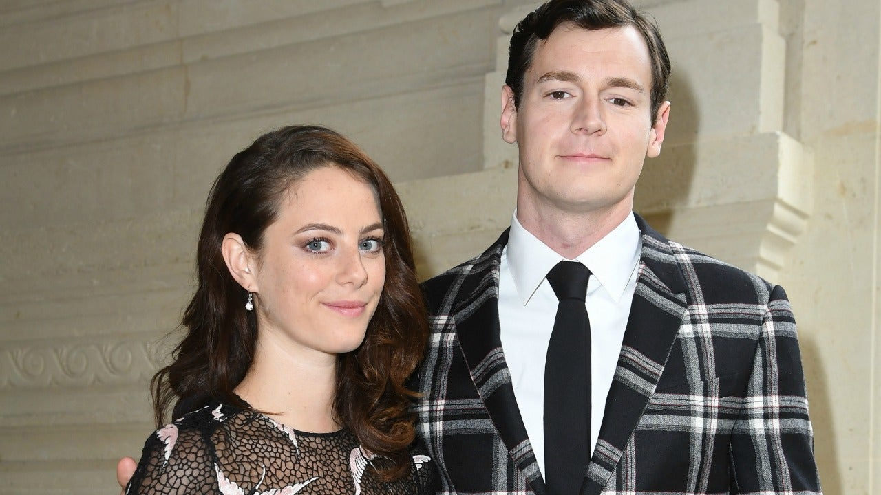 Kaya Scodelario And Benjamin Walker Welcome Baby Boy