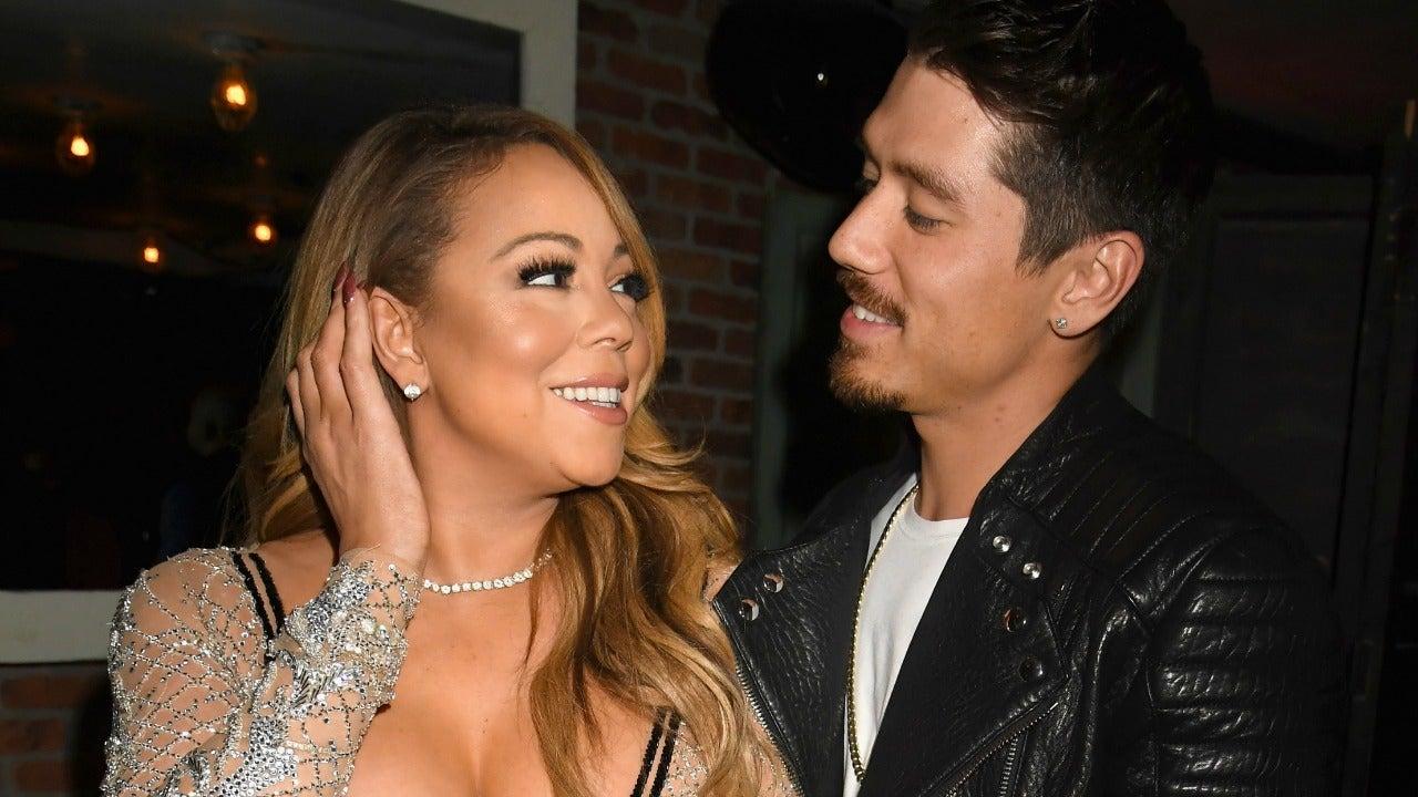 Mariah Carey Spotted Kissing Bryan Tanaka After Posting Nostalgic Throwback  Photo   Entertainment Tonight. Mariah Carey Spotted Kissing Bryan Tanaka After Posting Nostalgic