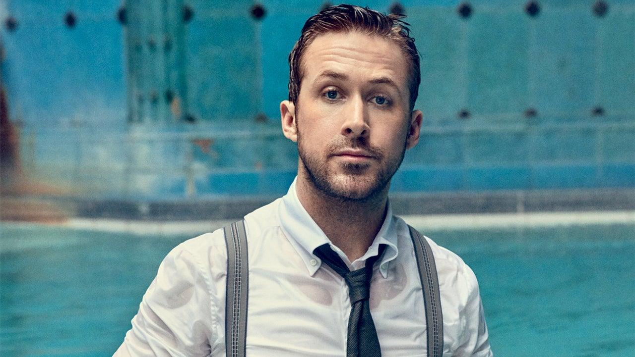 Ryan Gosling Gushes Ab...