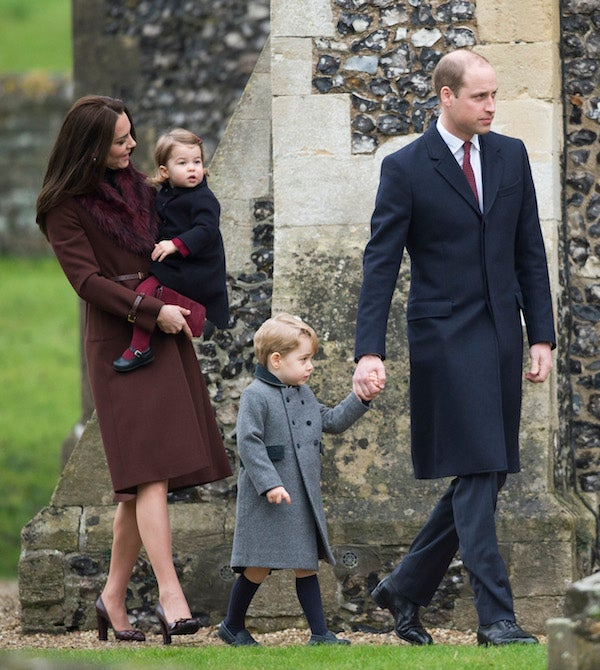 Prince George And Princess Charlotte Are Positively