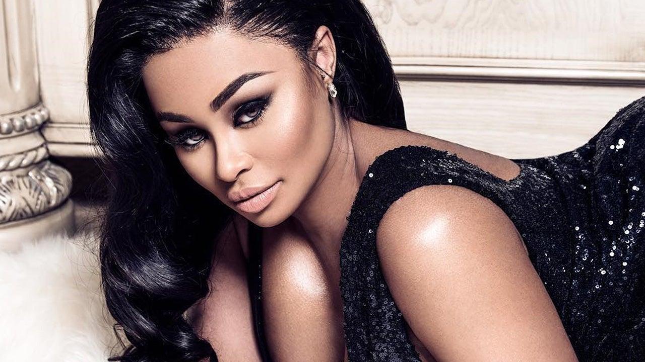 Blac Chyna Posts Sexy Bedroom Shots Amid Kardashian Trademark Lawsuit News   Entertainment Tonight