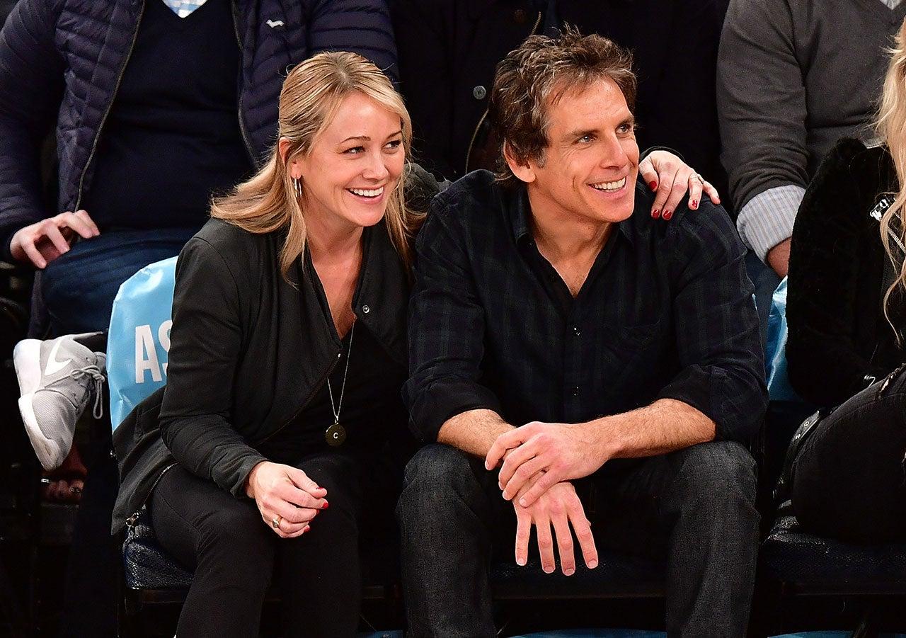Ben Stiller Wife 2017