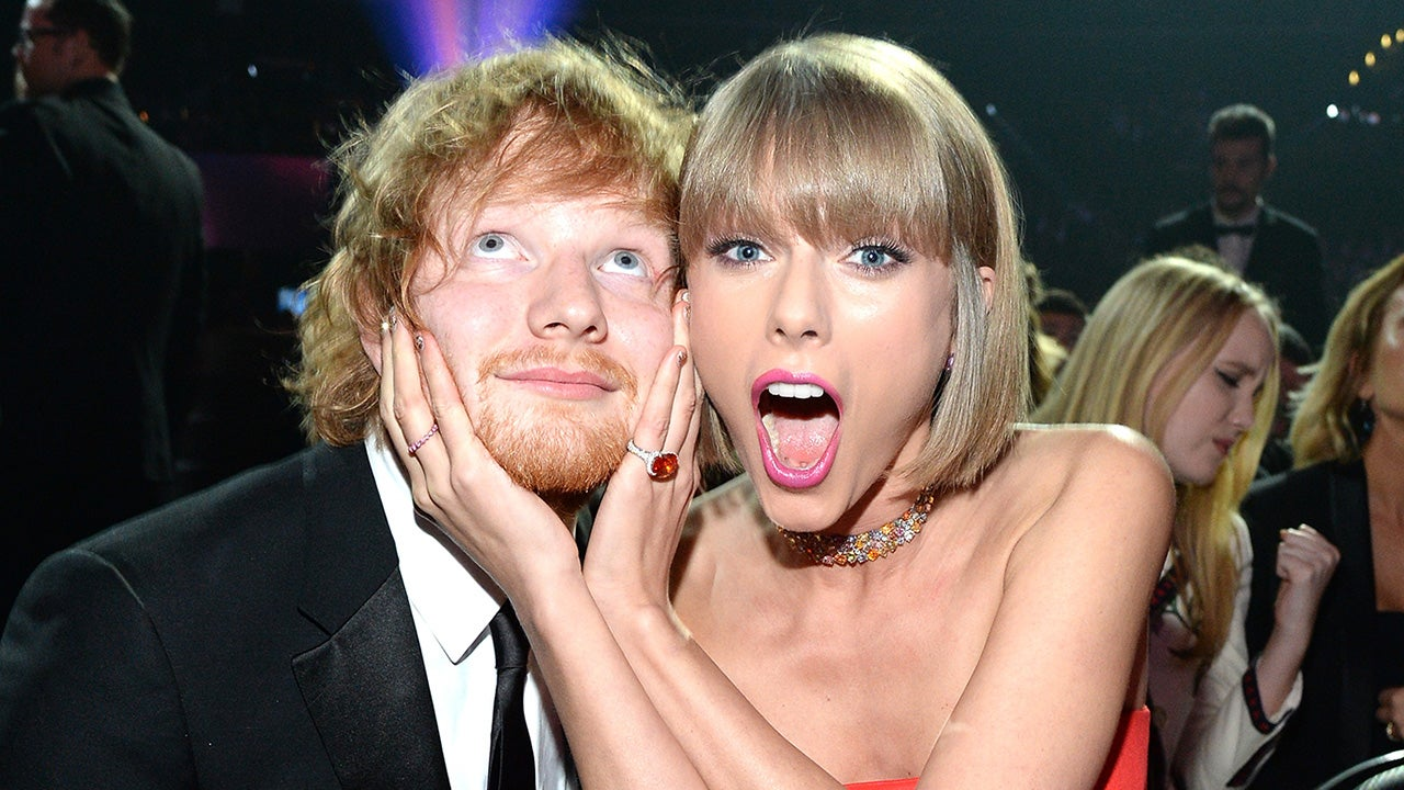 ed sheeran and taylor swift - photo #13