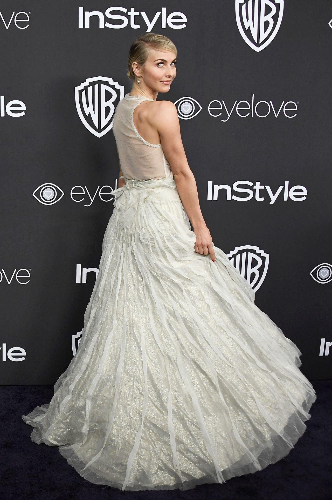After Party Wedding Dress 17 Fresh Sarah Hyland Lea Michele