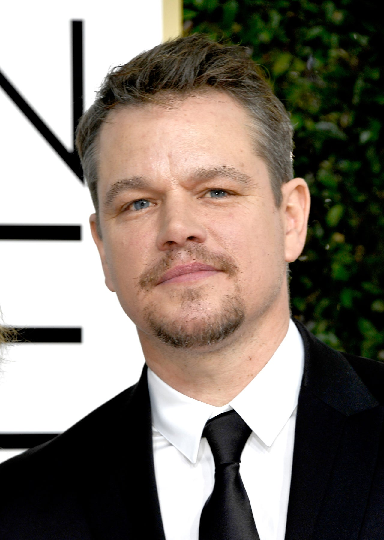 Matt Damon Talks Times Up I Should Get In The Back Seat And Close My Mouth For A While Entertainment Tonight