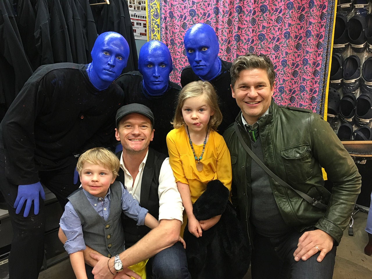 Neil Patrick Harris and David Burtka Bring Their Adorable ...