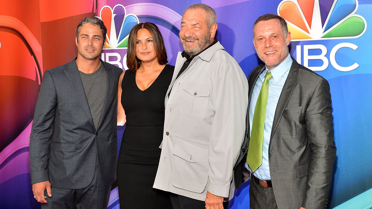 Dick wolf talking to cbs