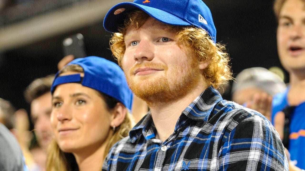 Ed Sheeran Confirms He S Married To Cherry Seaborn Entertainment Tonight