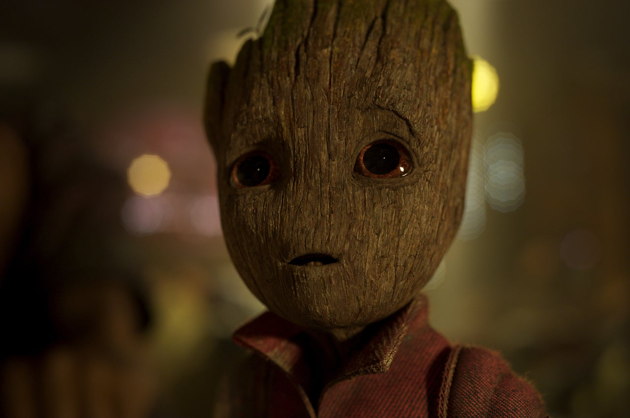 Talking Guardians Of The Galaxy Vol 2 Bad Guys And Baby Groot