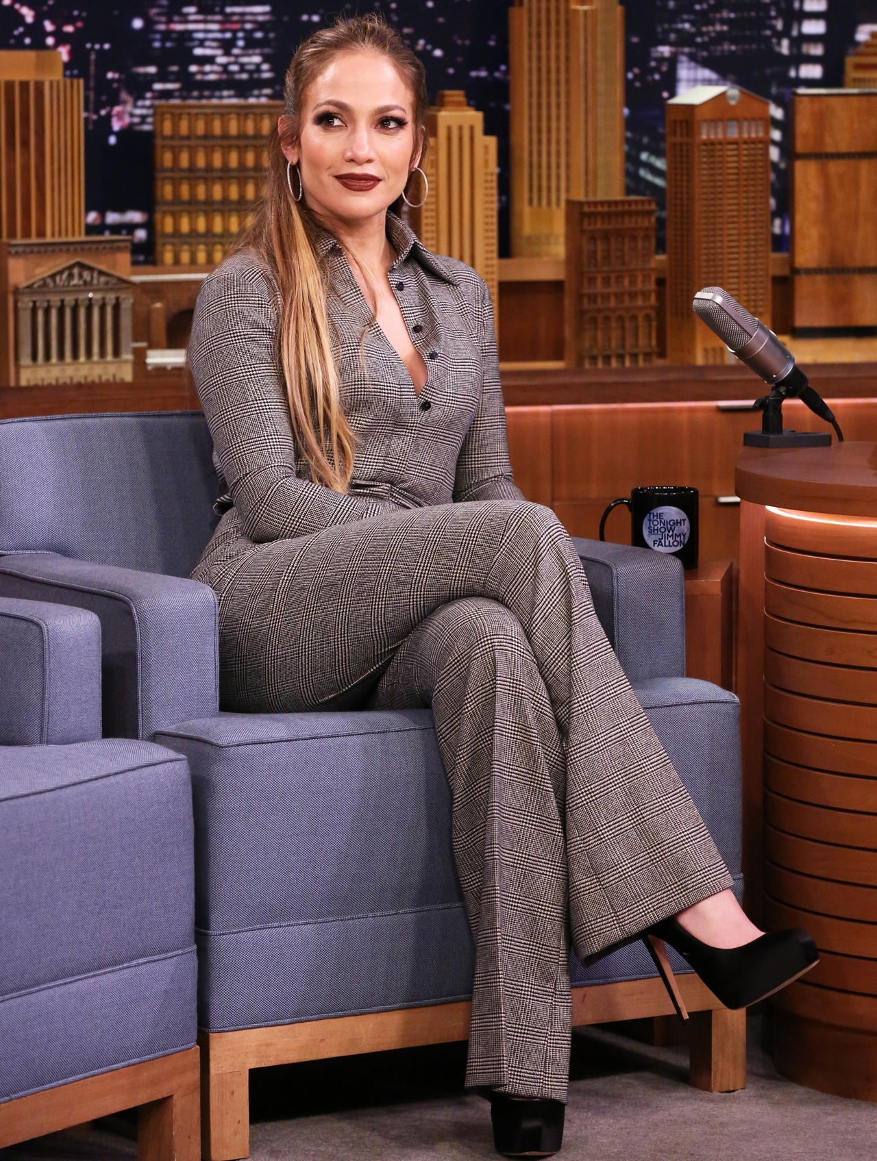 Jennifer Lopez Slayed The Fashion Game With 8 Stunning Outfits In 48 Hours See The Pics