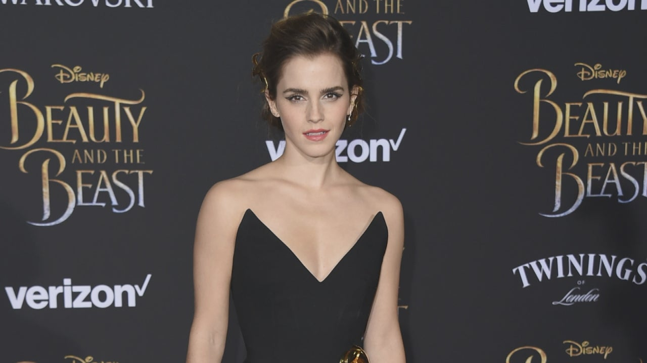 emma watson hilariously recalls the painfully awkward moment she