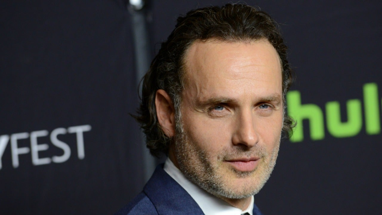 andrew lincoln hilariously predicts rick grimes' 'heroic' final