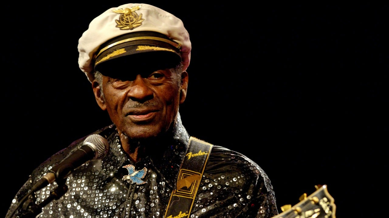 Keith Urban Ringo Starr and More Stars React to Chuck Berry s