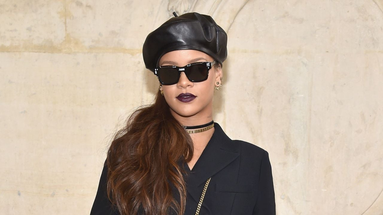 Rihanna, Alicia Keys, Uma Thurman and More Stun at Christian Dior ...
