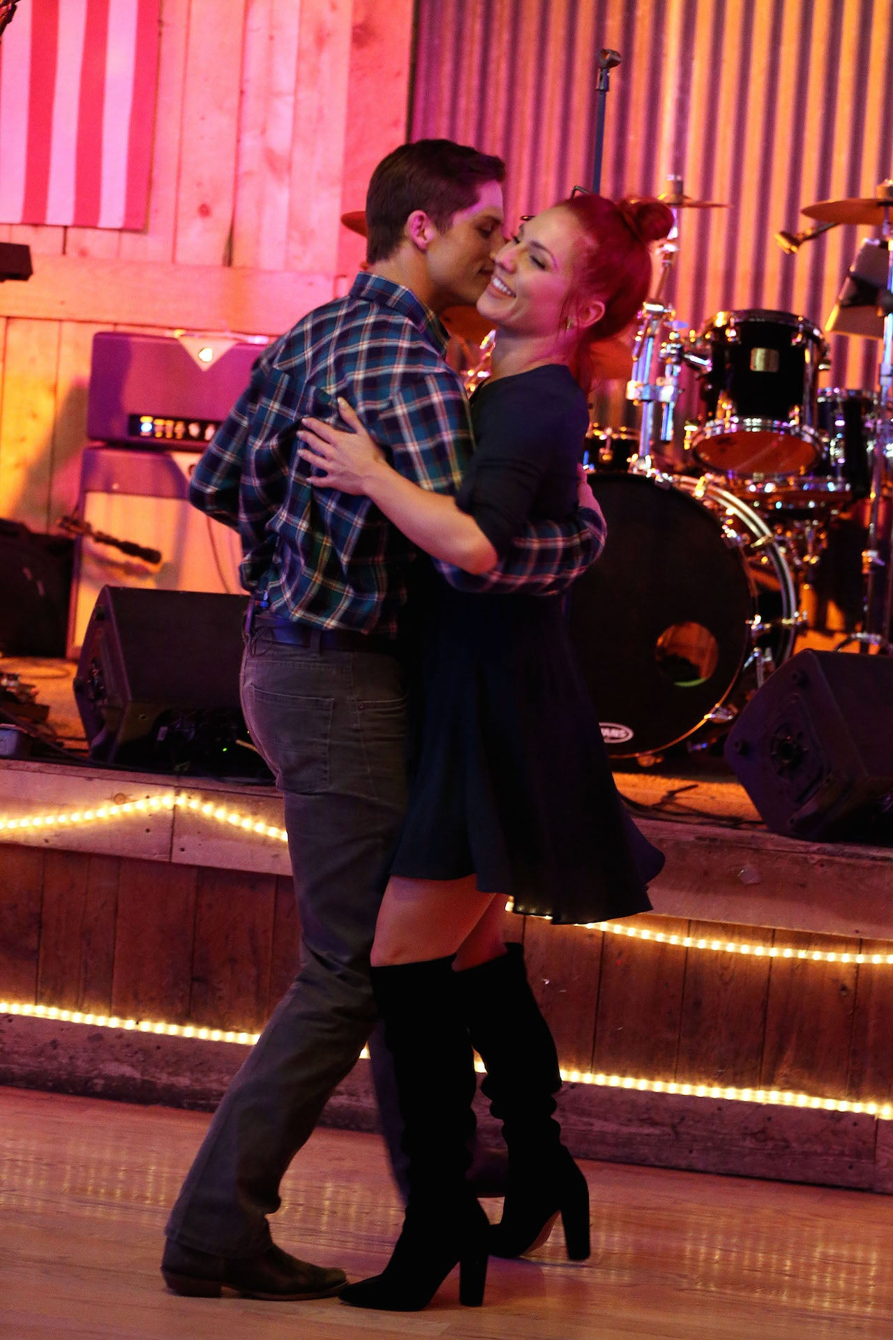 Dancing With The Stars Pair Sharna Burgess Amp Bonner