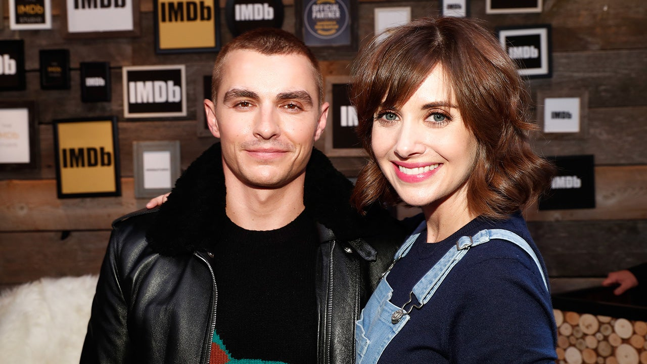 Alison Brie And Dave Franco Wedding.Exclusive Dave Franco Says Secret Wedding To Alison Brie Was