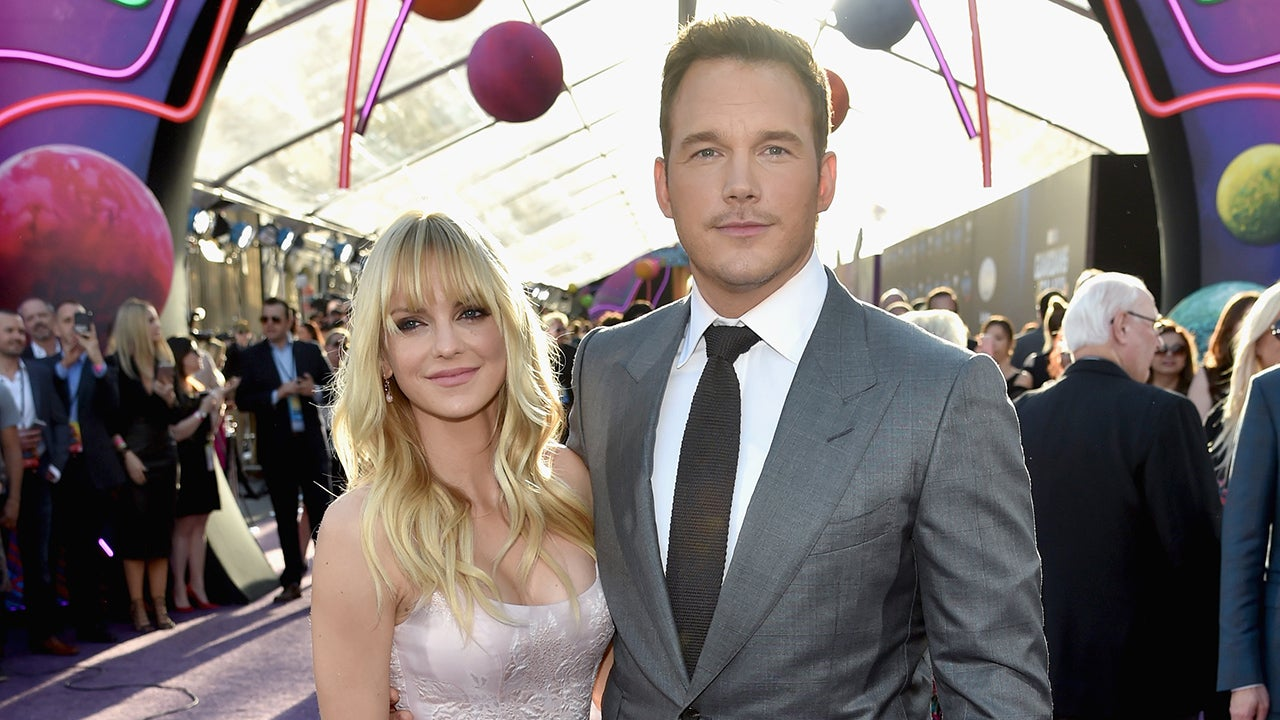 Anna faris on tricky chris pratt relationship weeks before split anna faris on tricky chris pratt relationship weeks before split plus everything theyve said about marriag entertainment tonight junglespirit Image collections