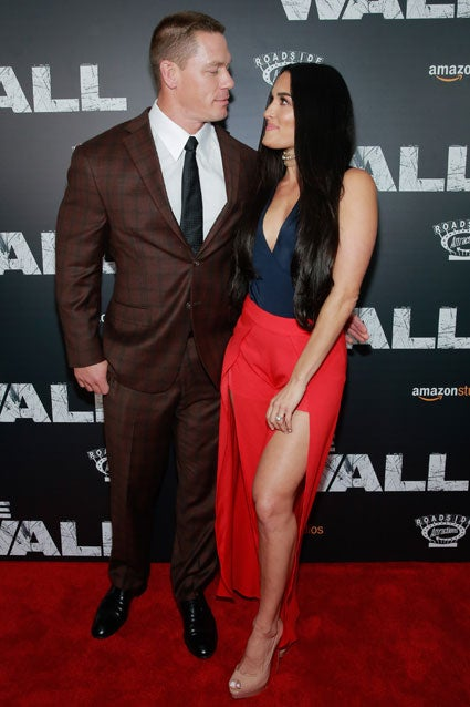 Image result for Nikki Bella Reveals She and John Cena Want a Black-Tie Wedding: 'It's a Massive Celebration'