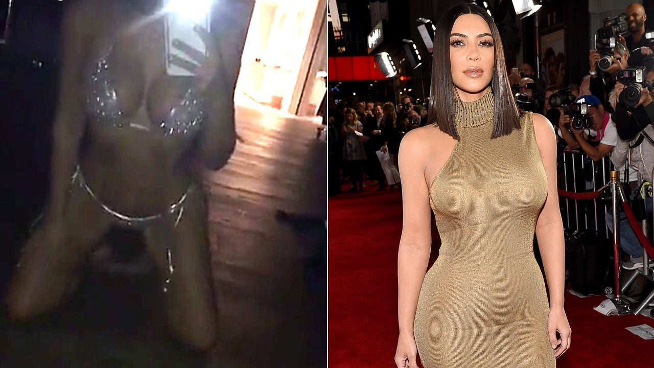 Kim kardashian nude pictures Nude Photos 4