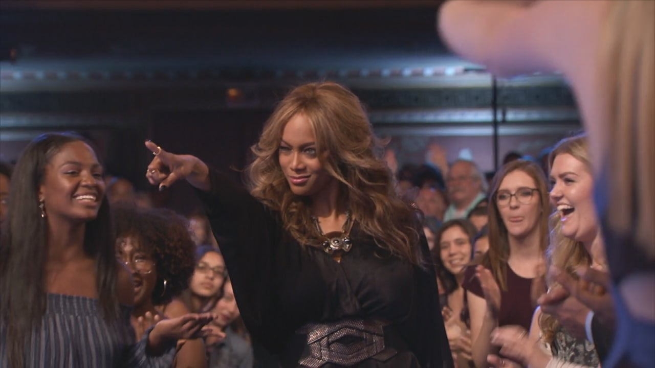 Americas got talent 2017 on hulu -  America S Got Talent Season 12 First Look See Tyra Banks In Action As Host Entertainment Tonight