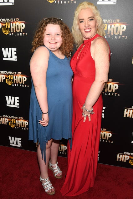 Mama June Stuns in Figure-Hugging Red Dress After Shocking 300 ...