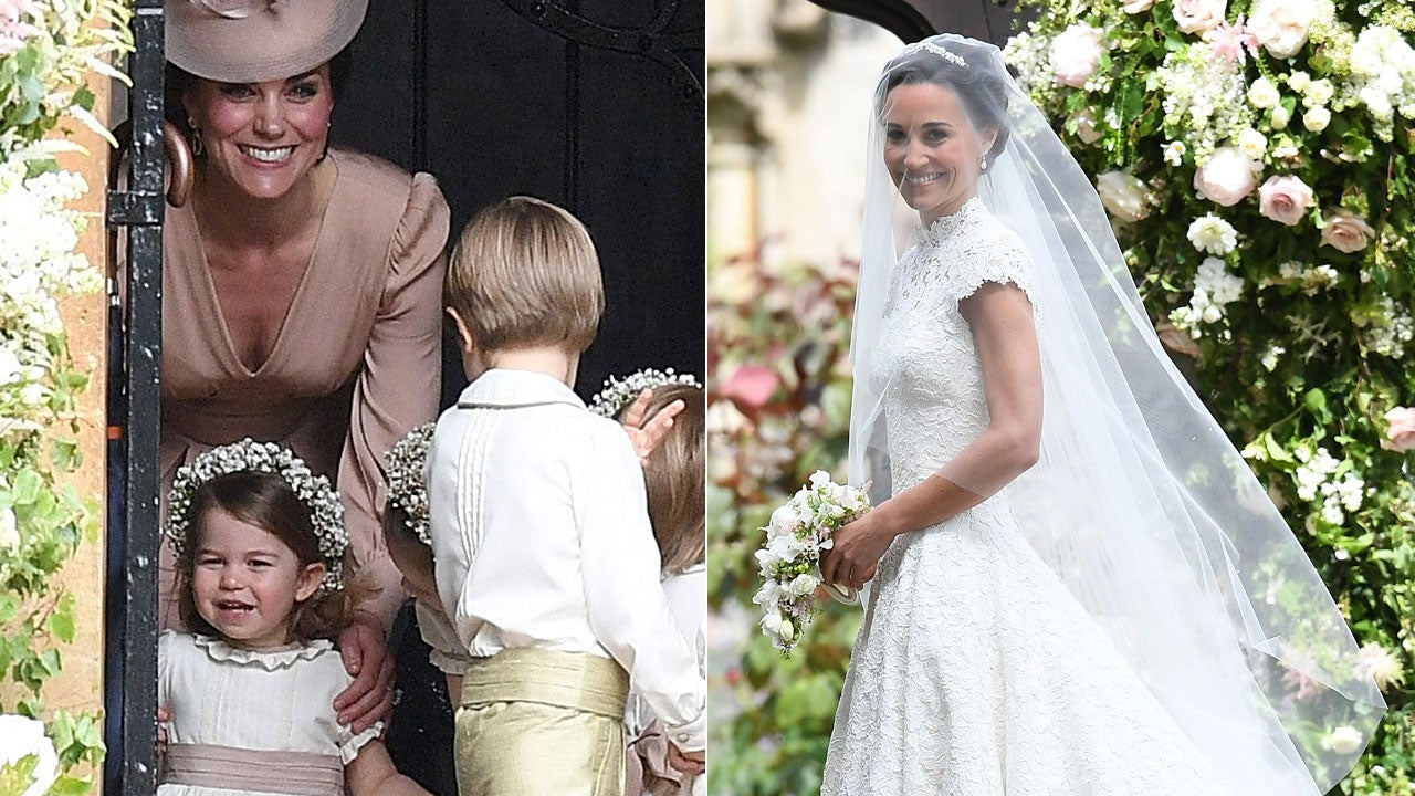 Pippa Middleton Marries James Matthews See The Stunning