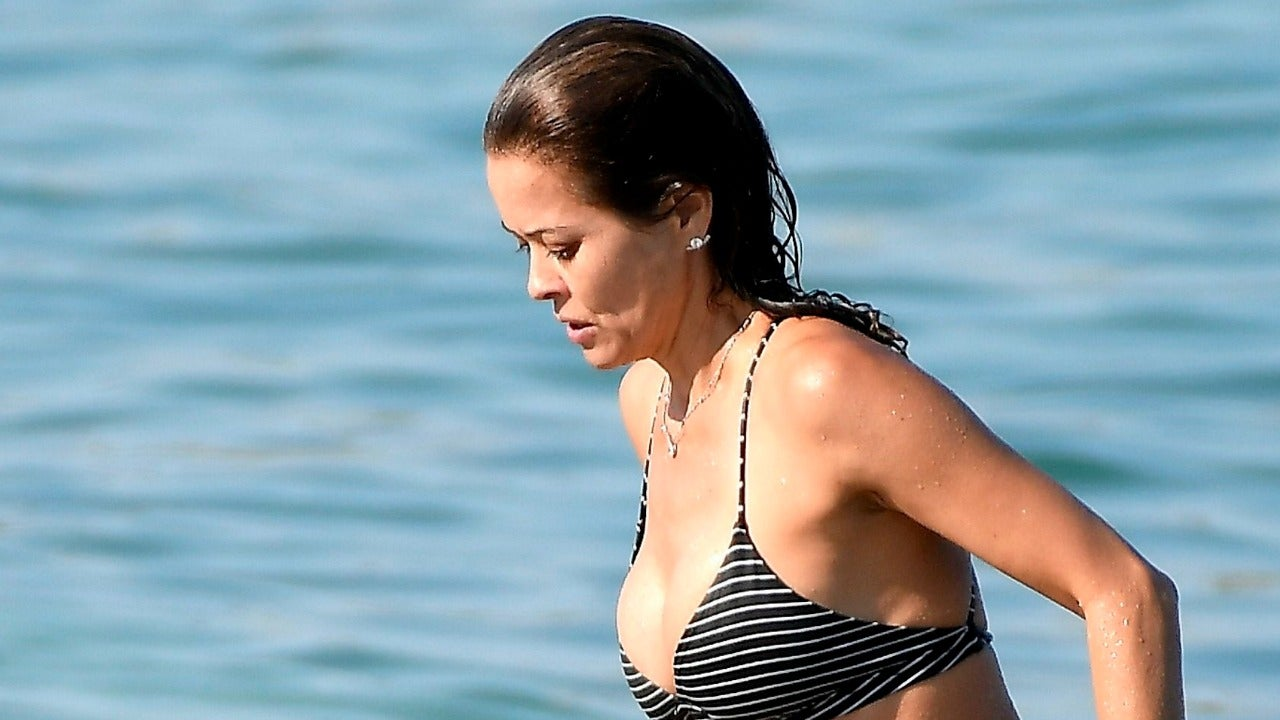 David charvet hairstyles for 2017 celebrity hairstyles by - Brooke Burke Charvet Shows Off Her Fit Figure While Vacationing In Saint Tropez See The Pics Entertainment Tonight