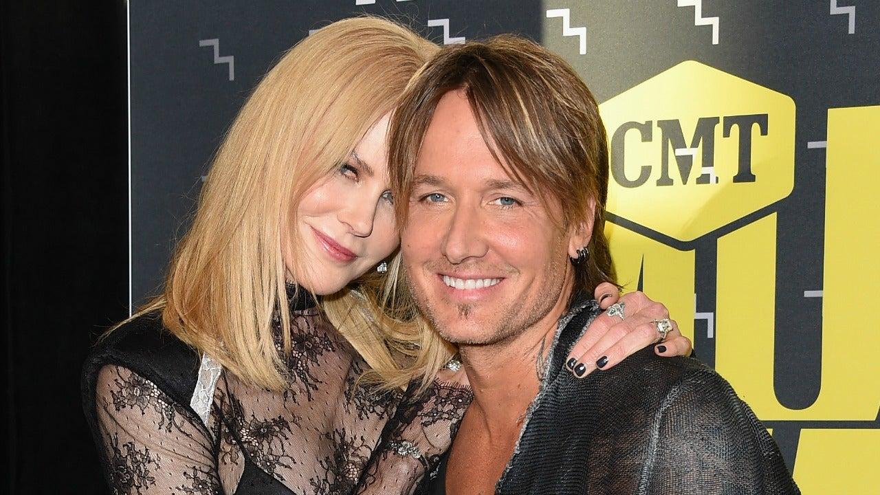 Nicole Kidman Keith Urban Celebrate 11th Wedding: Nicole Kidman Wishes 'Baby Daddy' Keith Urban A Happy 50th