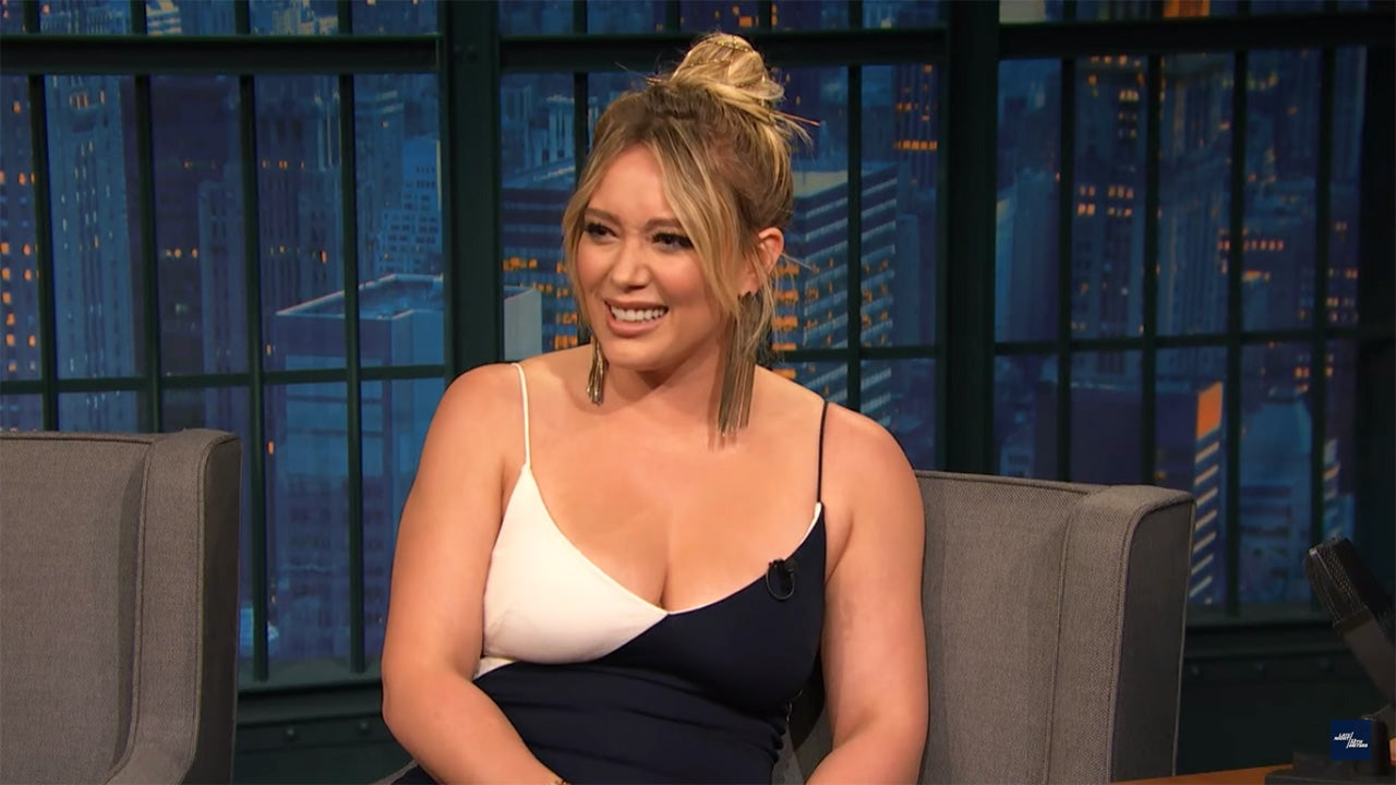 Hilary duff fappening message, matchless)))