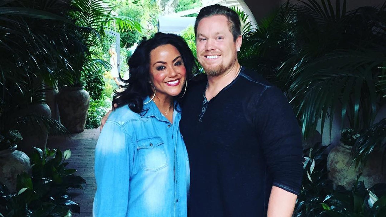 american housewife star katy mixon and fiance breaux