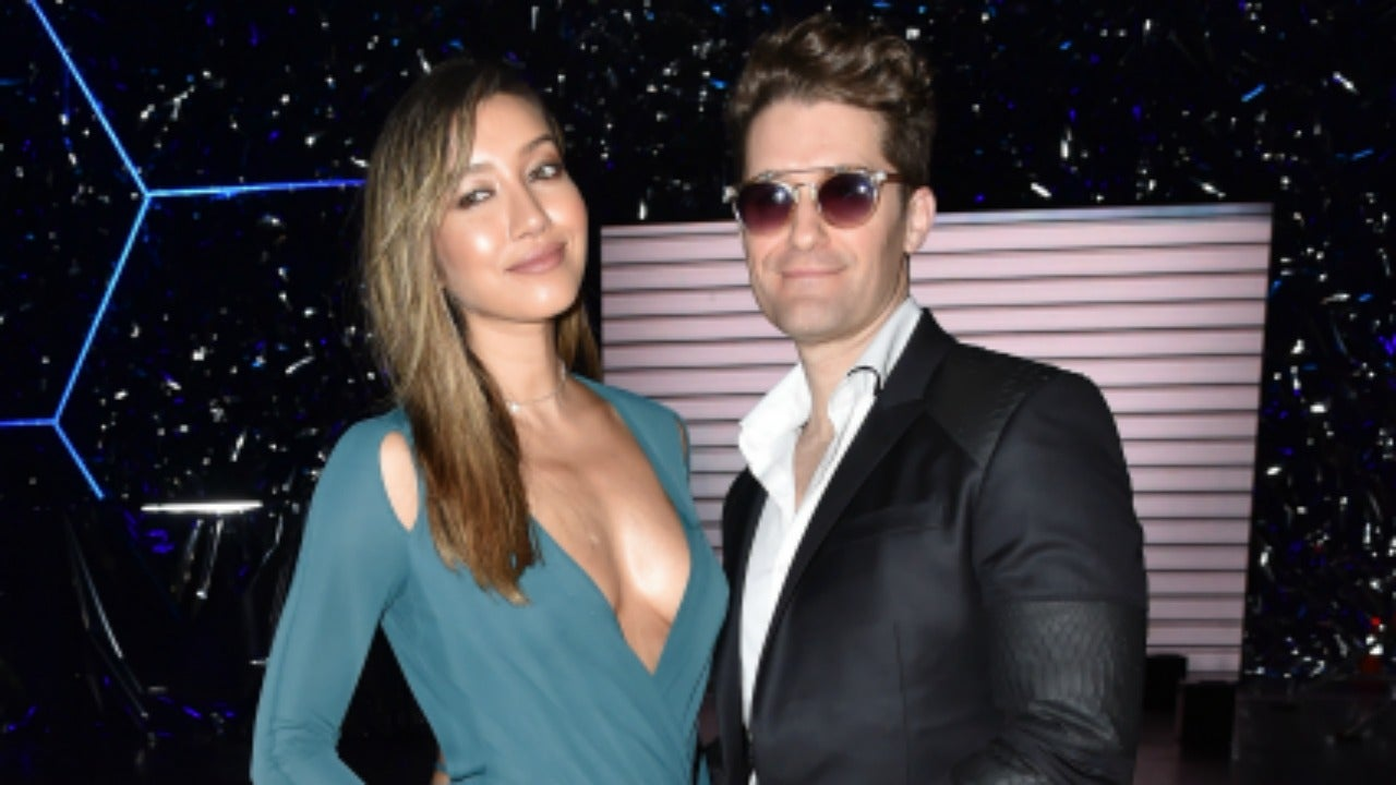 Matthew Morrison And Wife Renee Welcome First Child Find Out His Unique Name Entertainment Tonight
