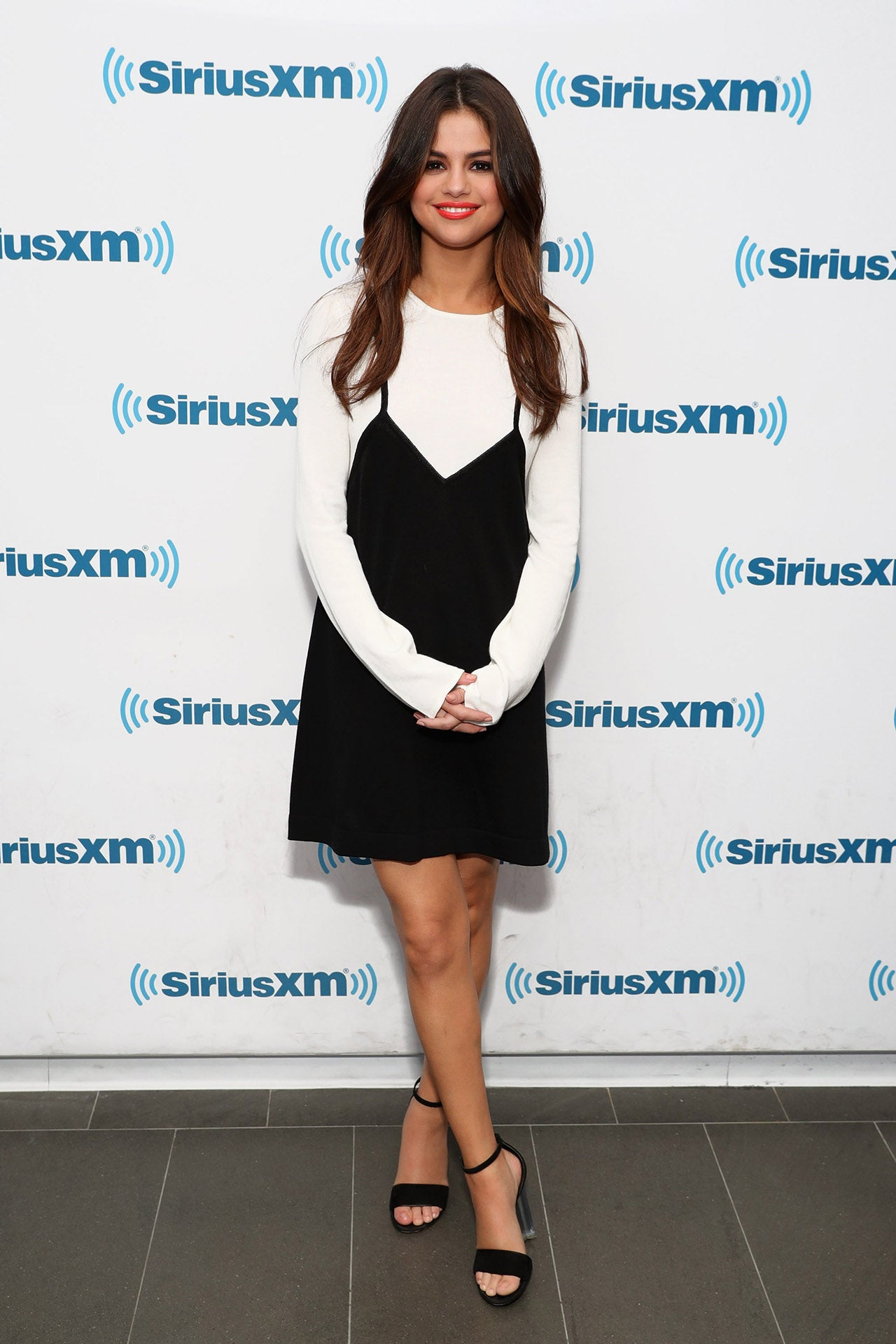 Selena Gomez Rocks Six Different Outfits In The Same Day