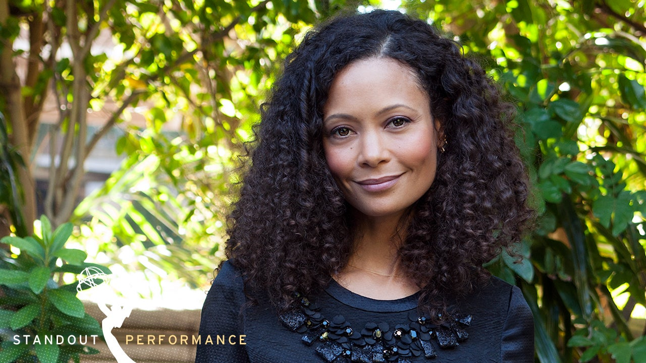 Exclusive How Westworld Liberated Thandie Newton