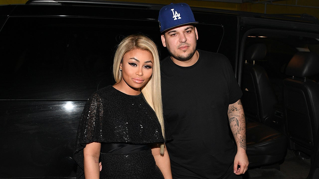 Blac Chyna Shuts Down Body-Shamers Who Accused Her of LookingPregnant picture