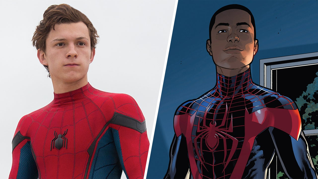 spider-man: homecoming' reveals there is a second spider-man