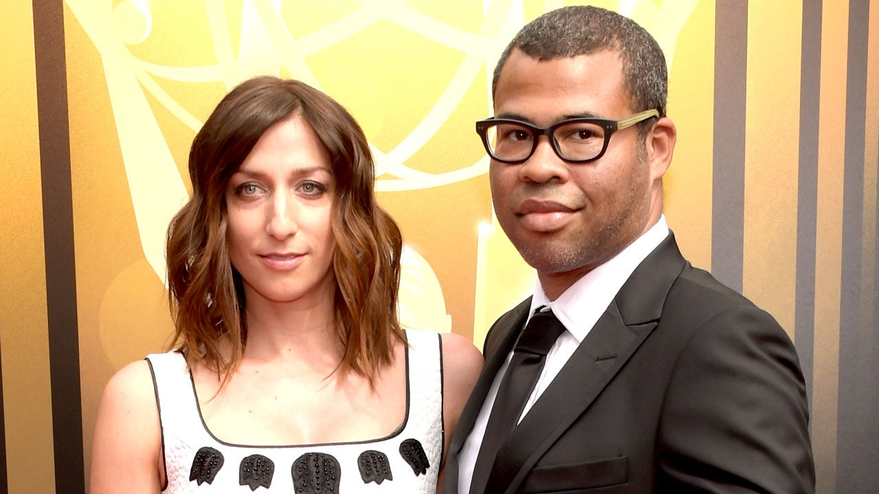 Jordan Peele And Chelsea Peretti Welcome Their First Child Entertainment Tonight
