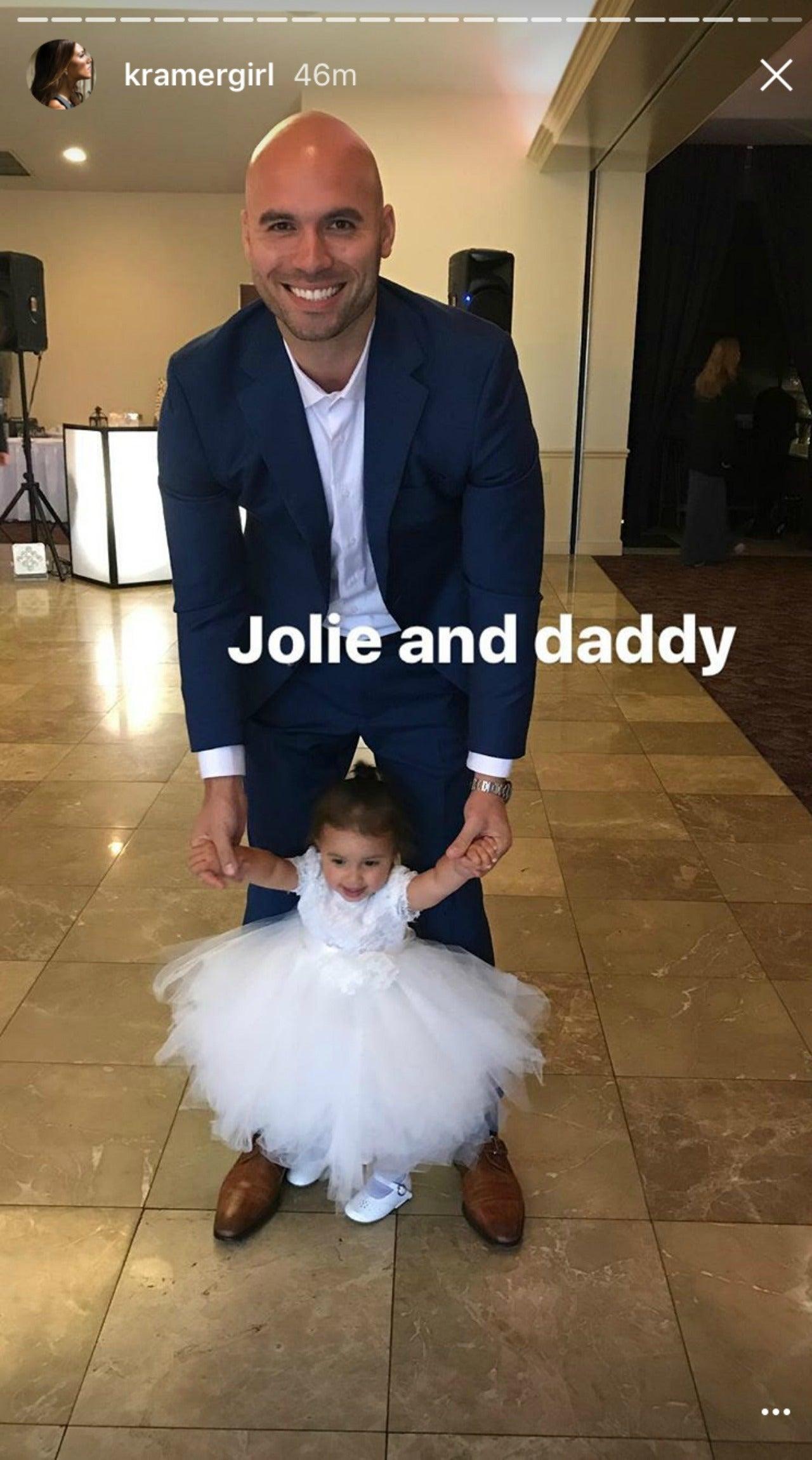 Jana kramer shares cute pic of daughter jolie at cousins wedding exclusive country singer jana kramer splits from husband mike caussin junglespirit Choice Image