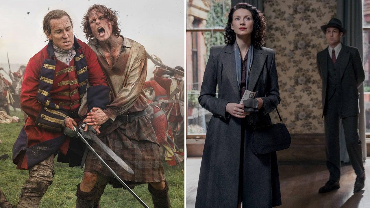 Outlander 3. Staffel