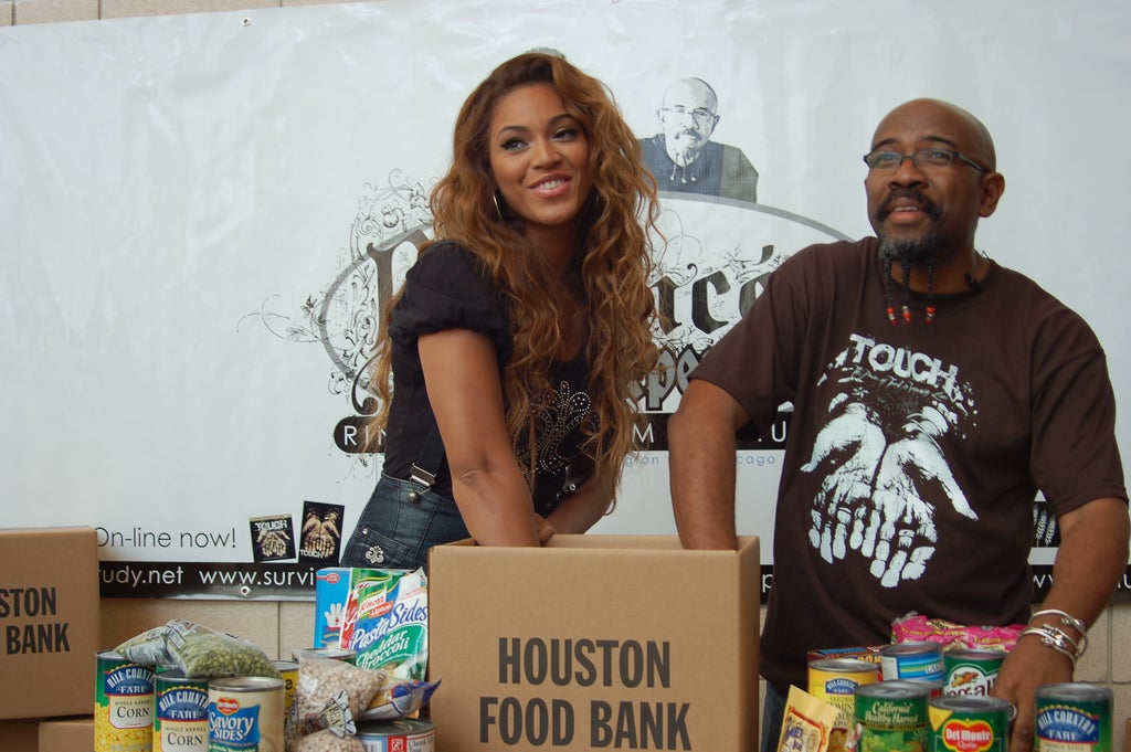 Beyoncé Is Sending BeyGOOD to Houston's Rescue