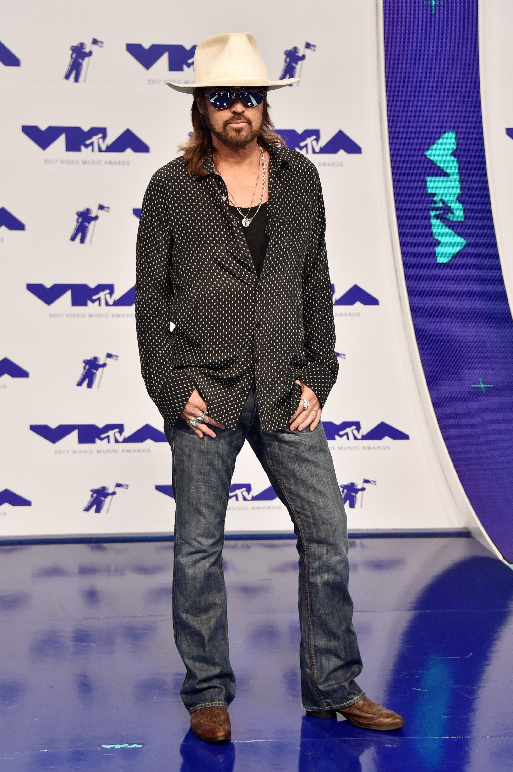 Exclusive Billy Ray Cyrus Talks Inspirational Message
