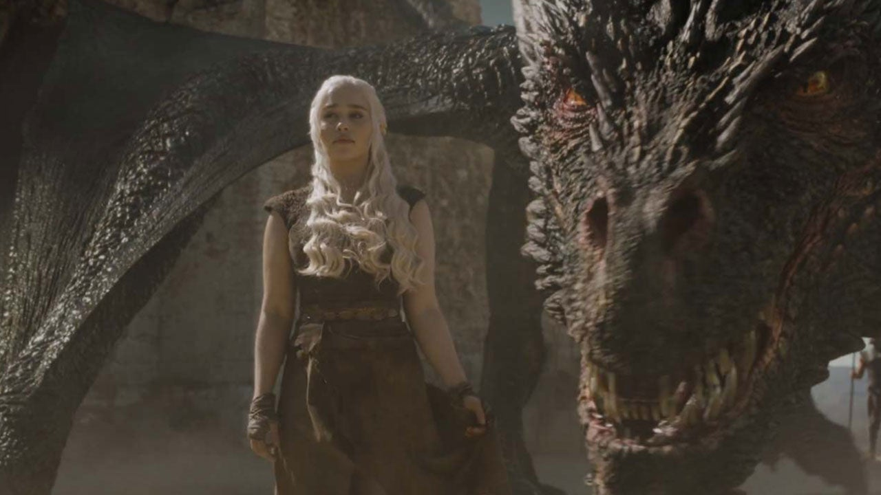 Game Of Thrones Daenerys Dragons Go To War In Most