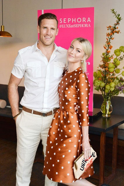 Julianne Hough and Brooks Laich first post-wedding appearance