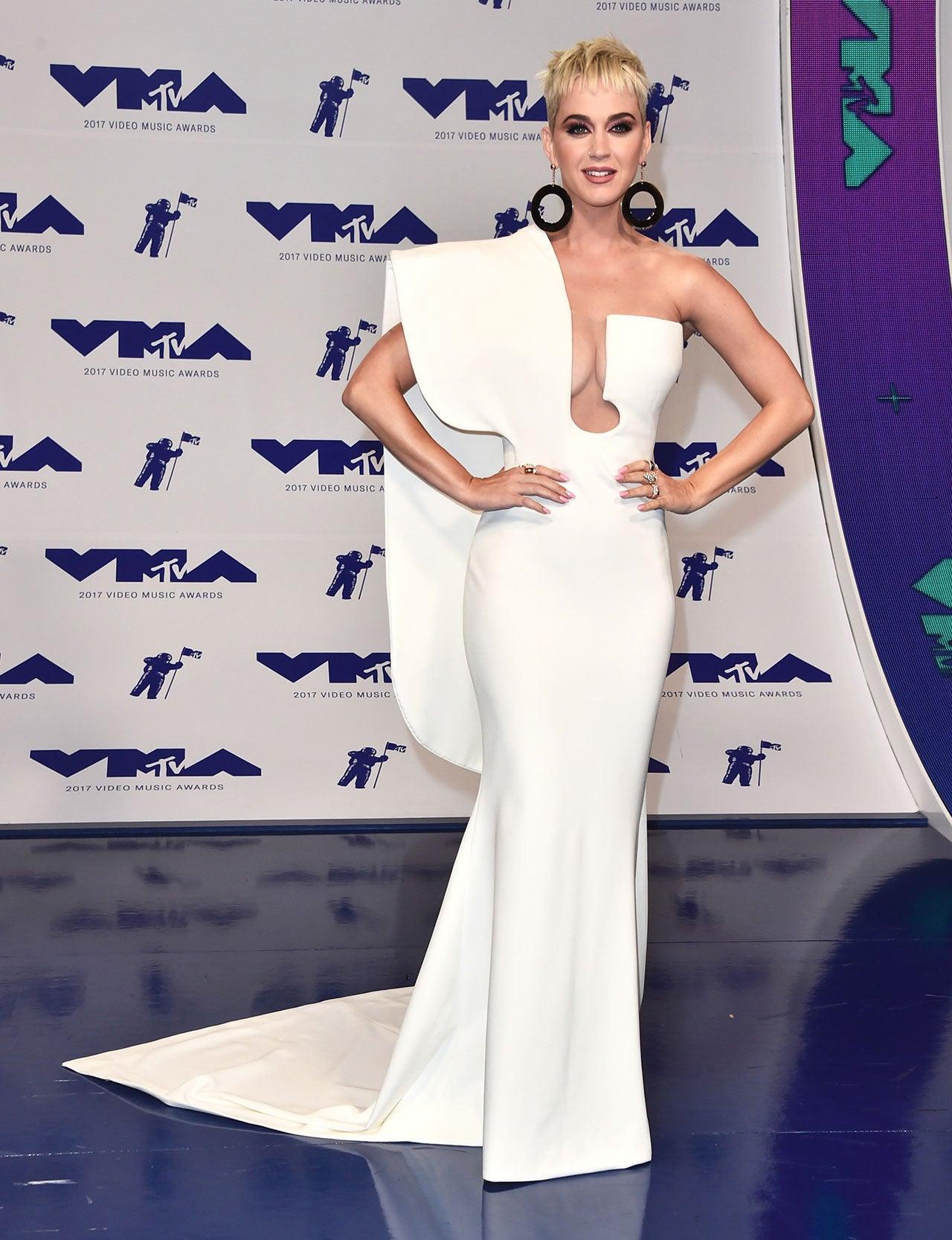 Katy Perry at 2017 VMAs