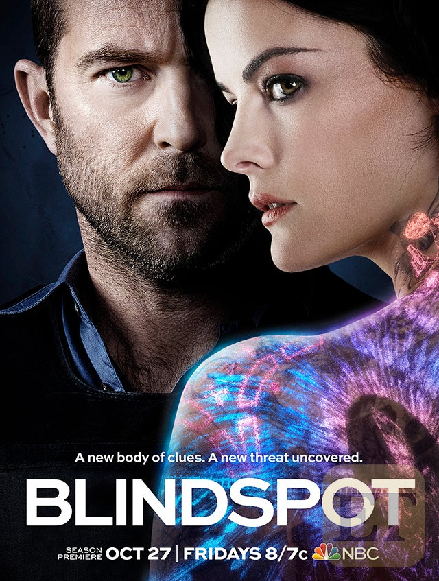 Exclusive Blindspot Debuts Luminescent Season 3 Poster See The Mysterious New Clues