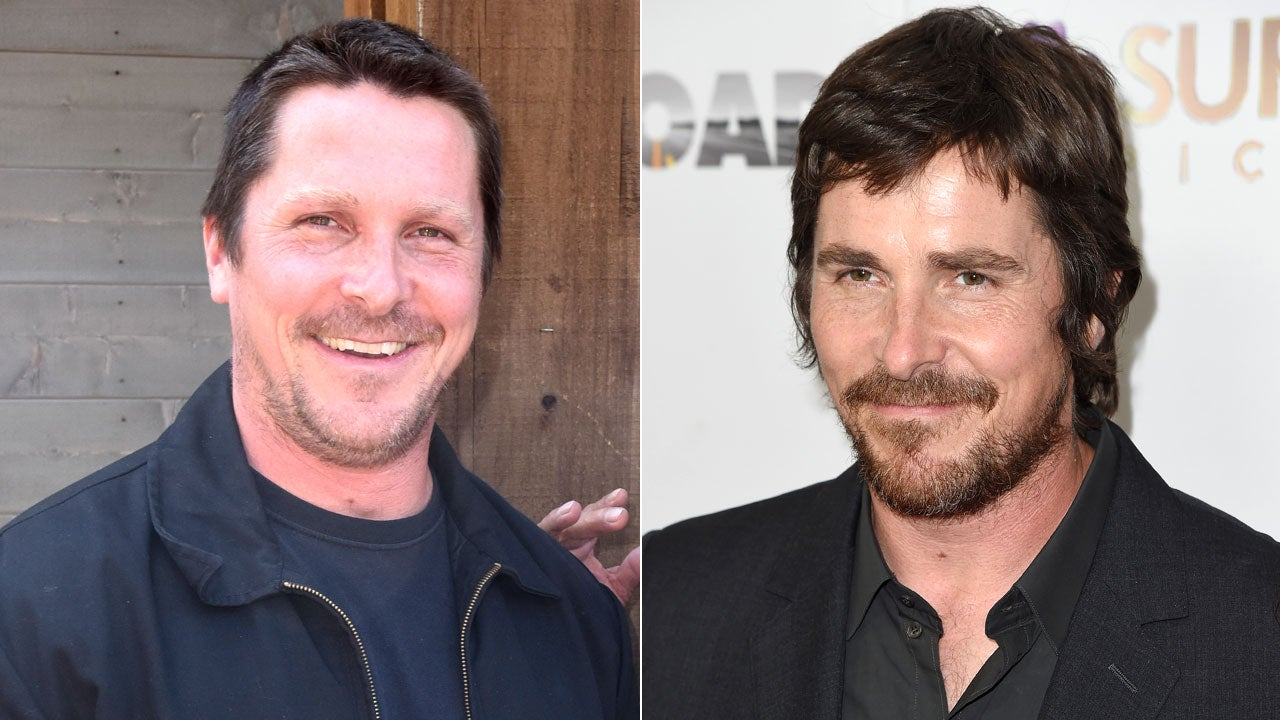 Christian Bale looks completely unrecognizable as Dick Cheney pictures
