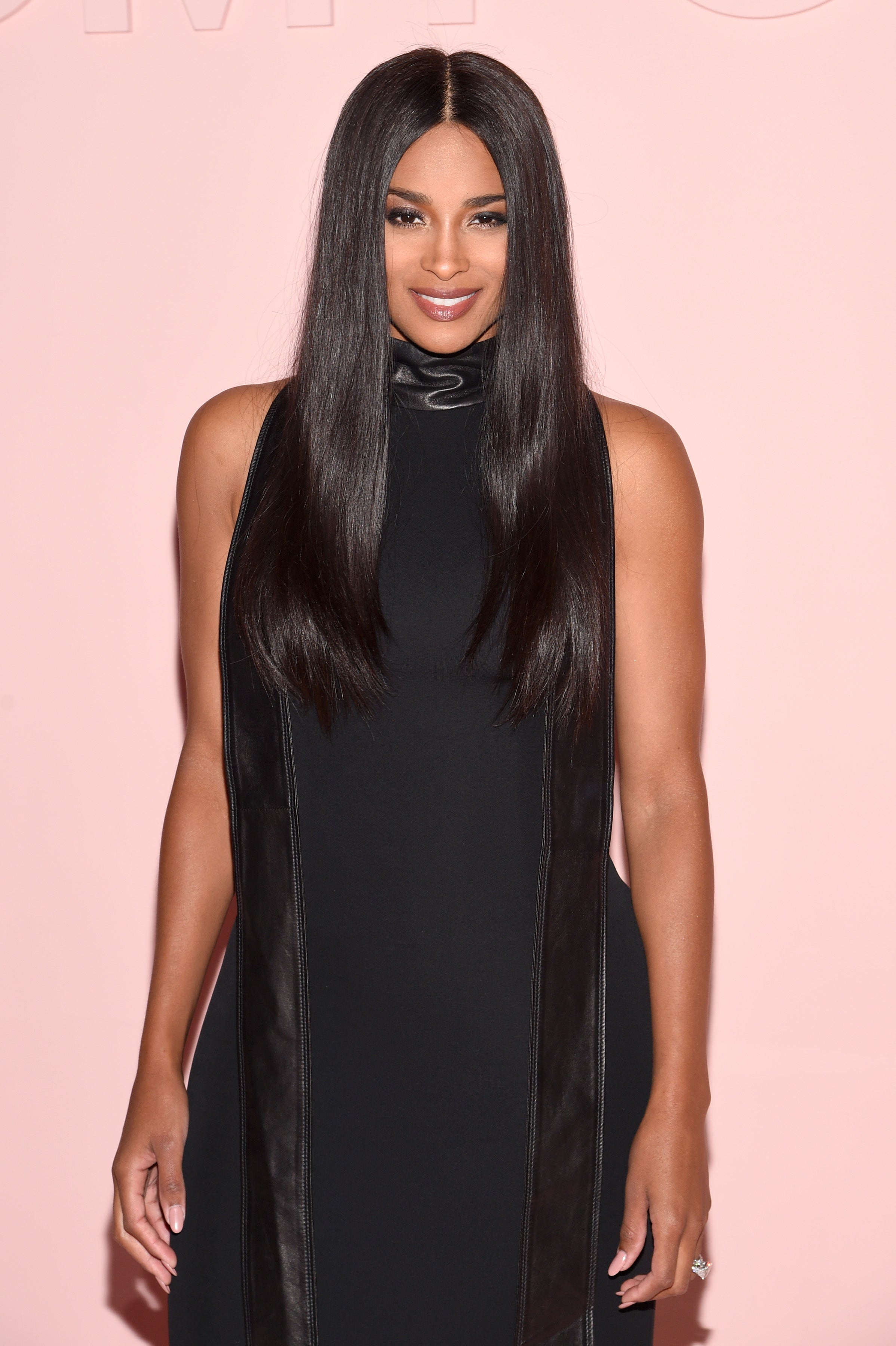 Ciara Slays in First Red Carpet Appearance Since Giving ...