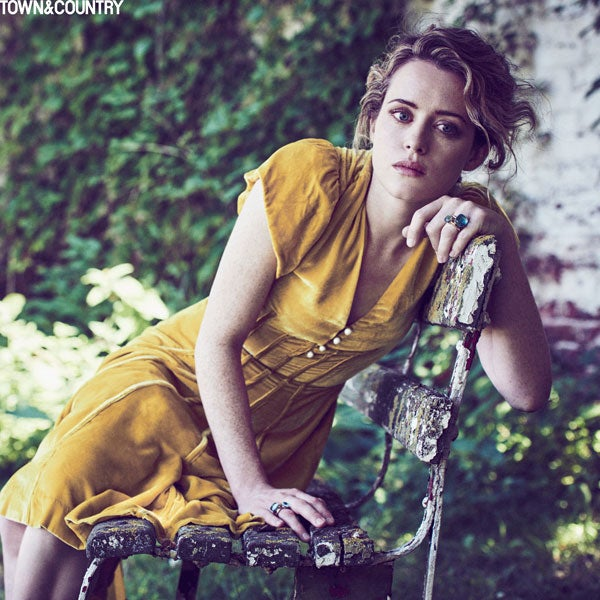 Claire Foy in Town and Country