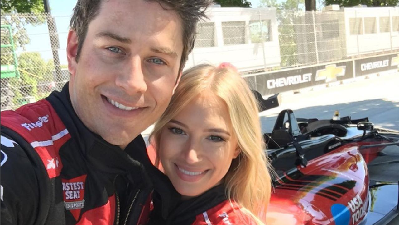 Exclusive Arie Luyendyk Jr S Ex Girlfriend Says She Was