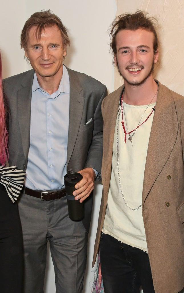 Liam Neeson's Son Micheal Takes His Late Mother Natasha
